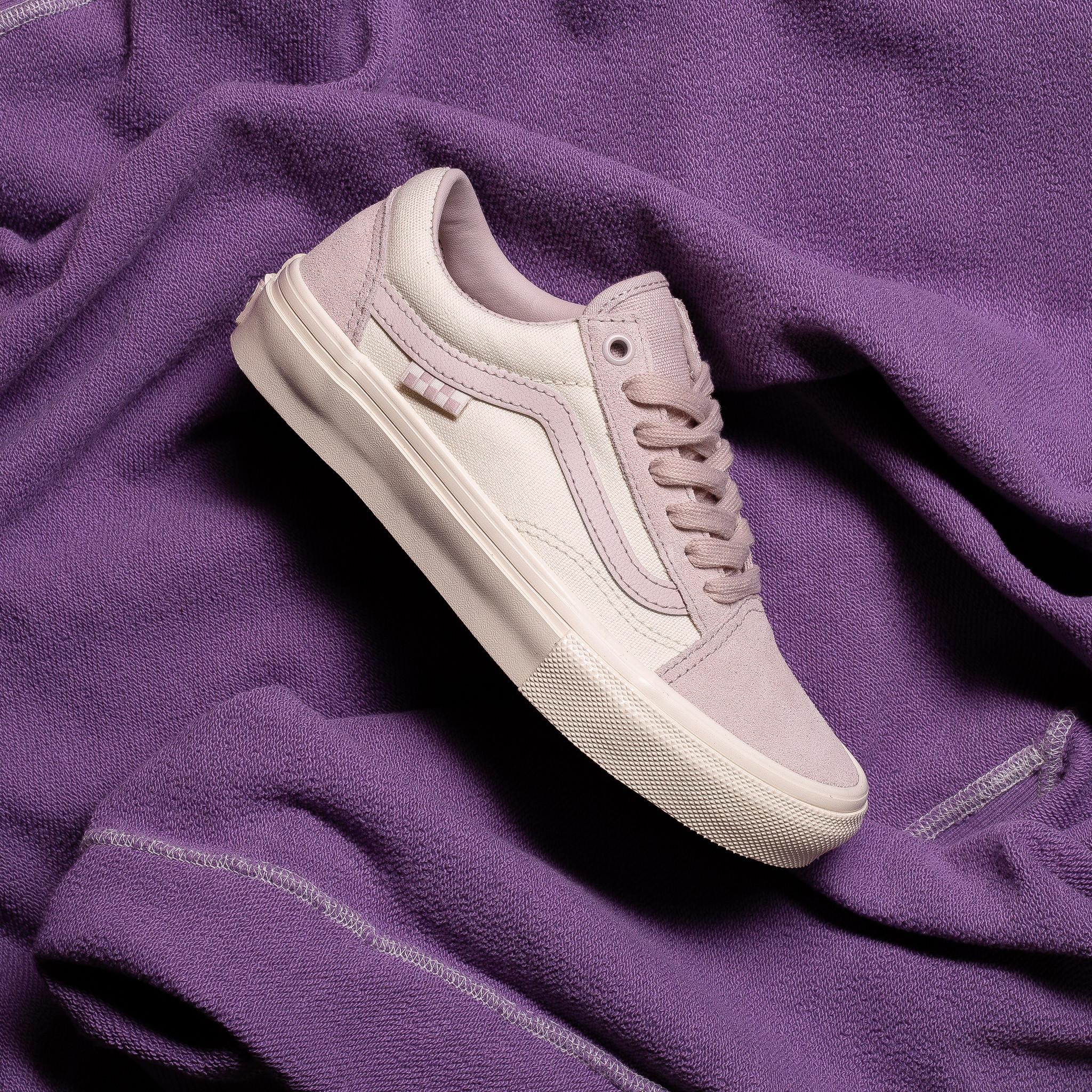 Vans Skate Old Skool Violet/Marshmallow