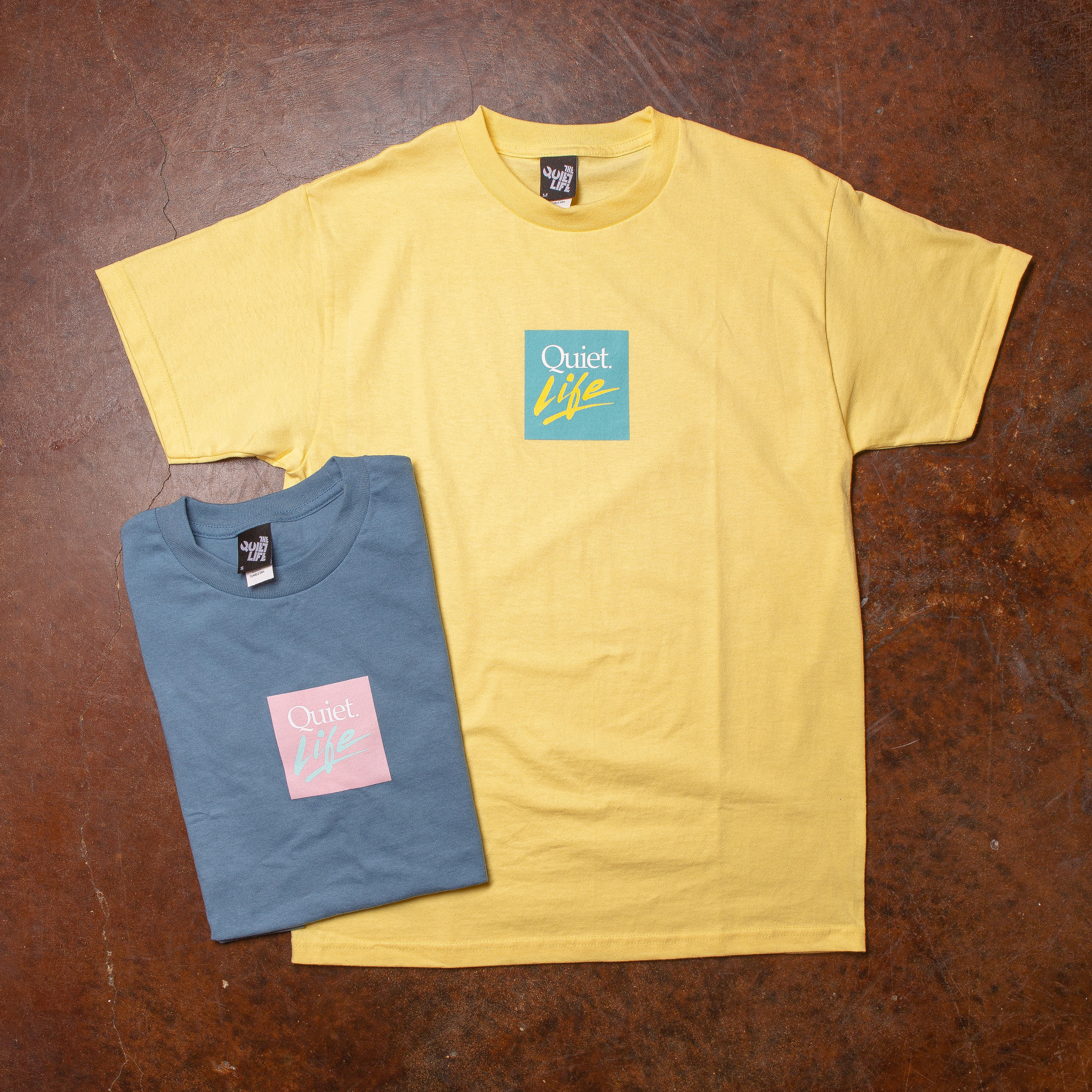 The Quiet Life Miami Logo Tee