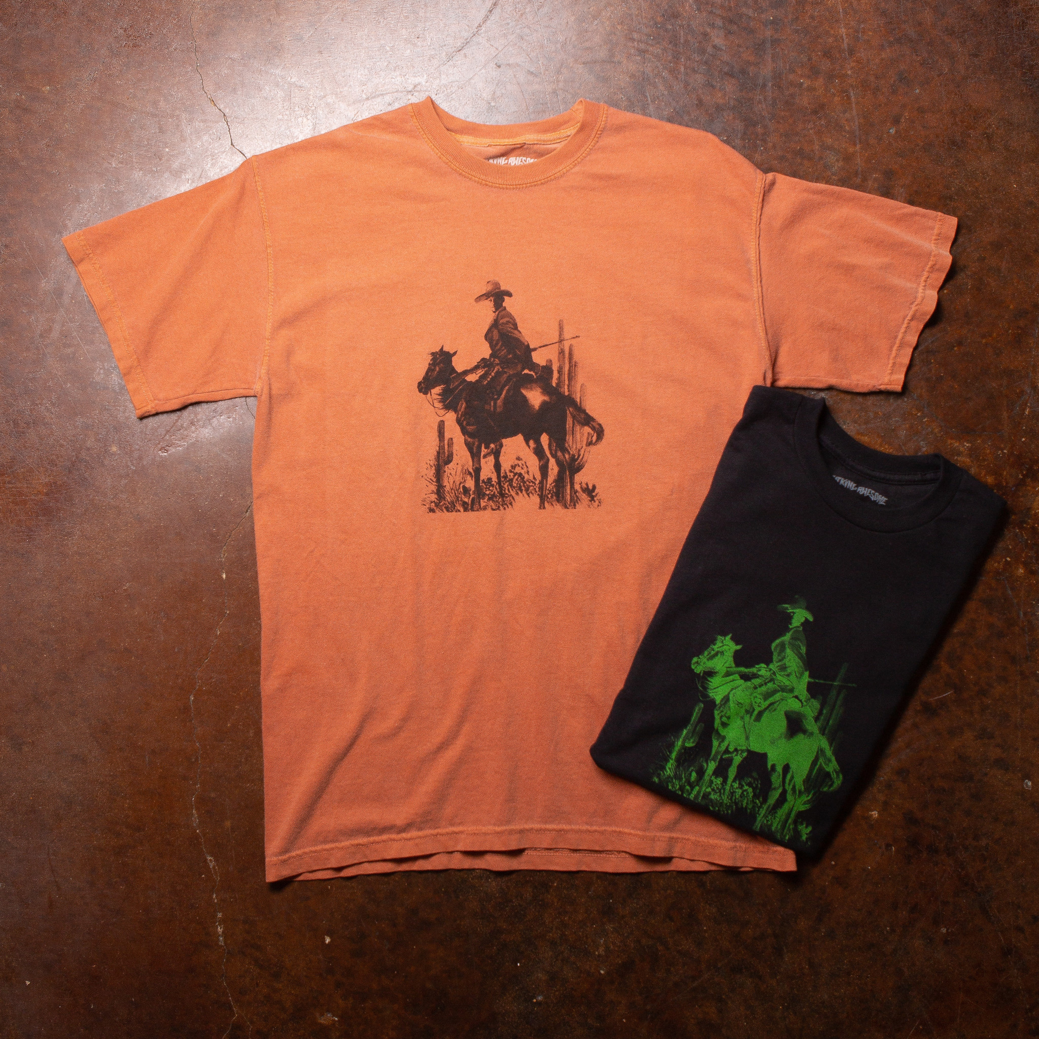 Fucking Awesome CowBoy Tee