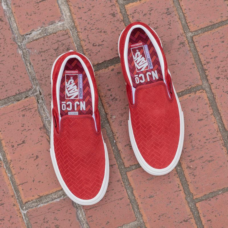 Vans Vans x NJ Skateshop Skate Slip On