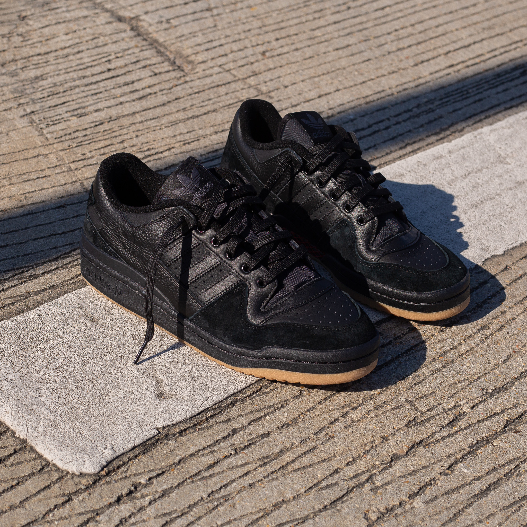 adidas adidas Forum 84 Low ADV black