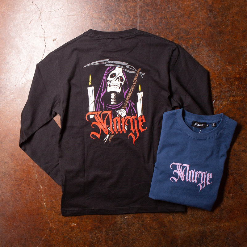 XLarge Grim Reaper Long Sleeve