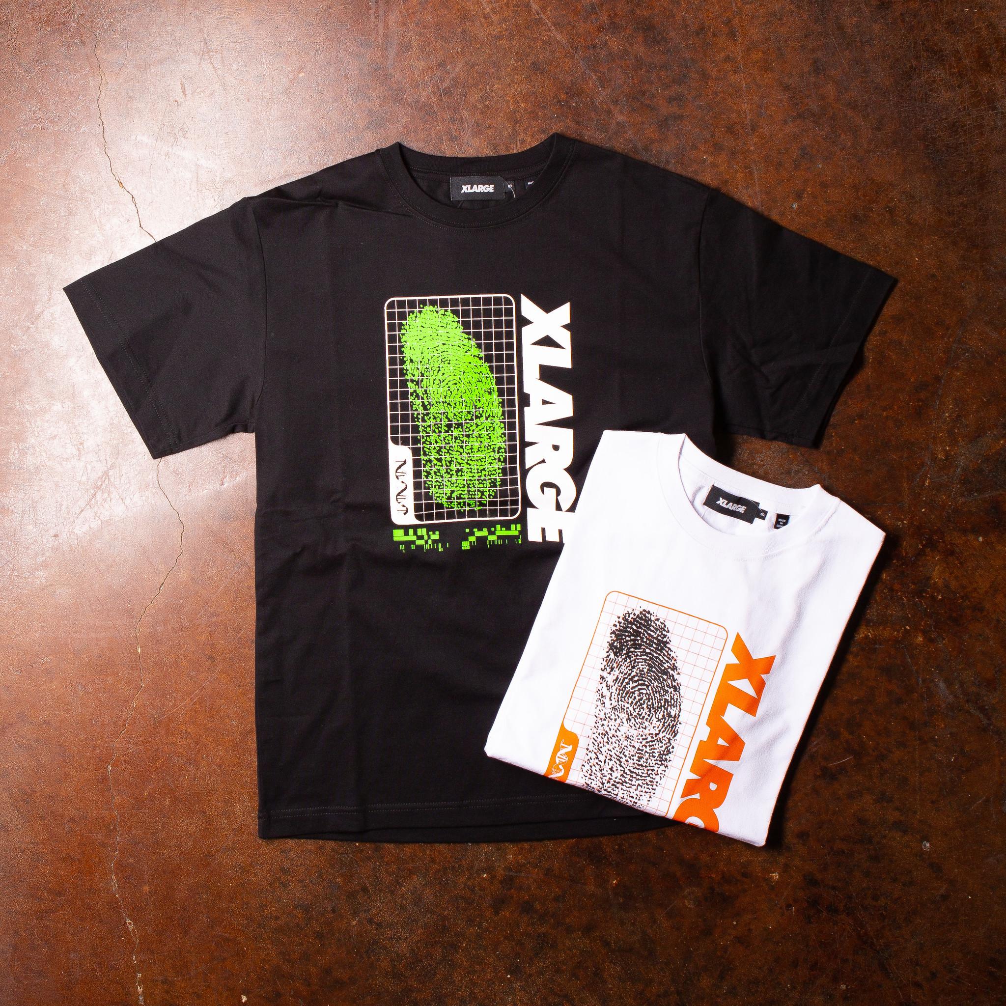XLarge Gene Code short sleeve