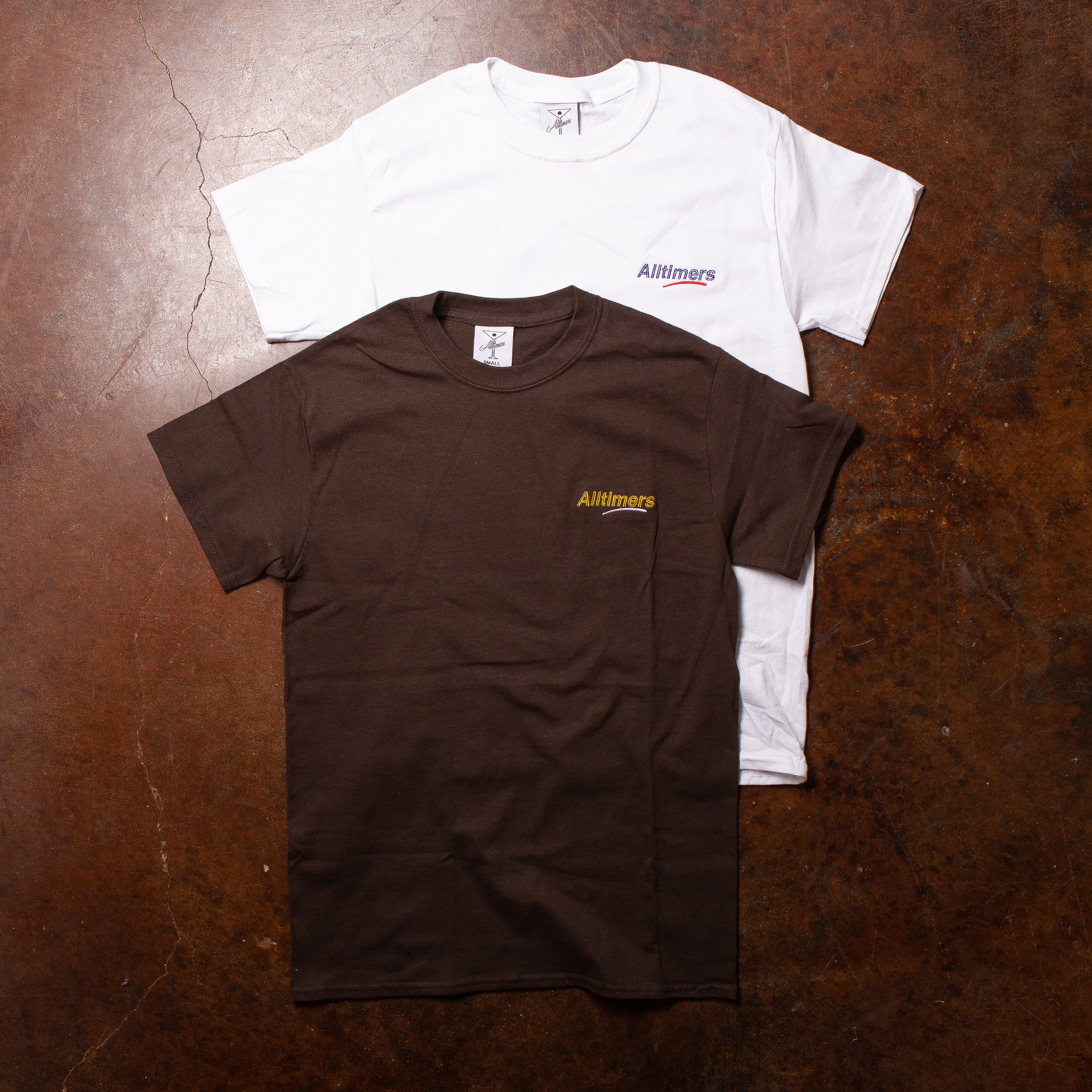 Alltimers Alltimers Estate Embroidered Tee