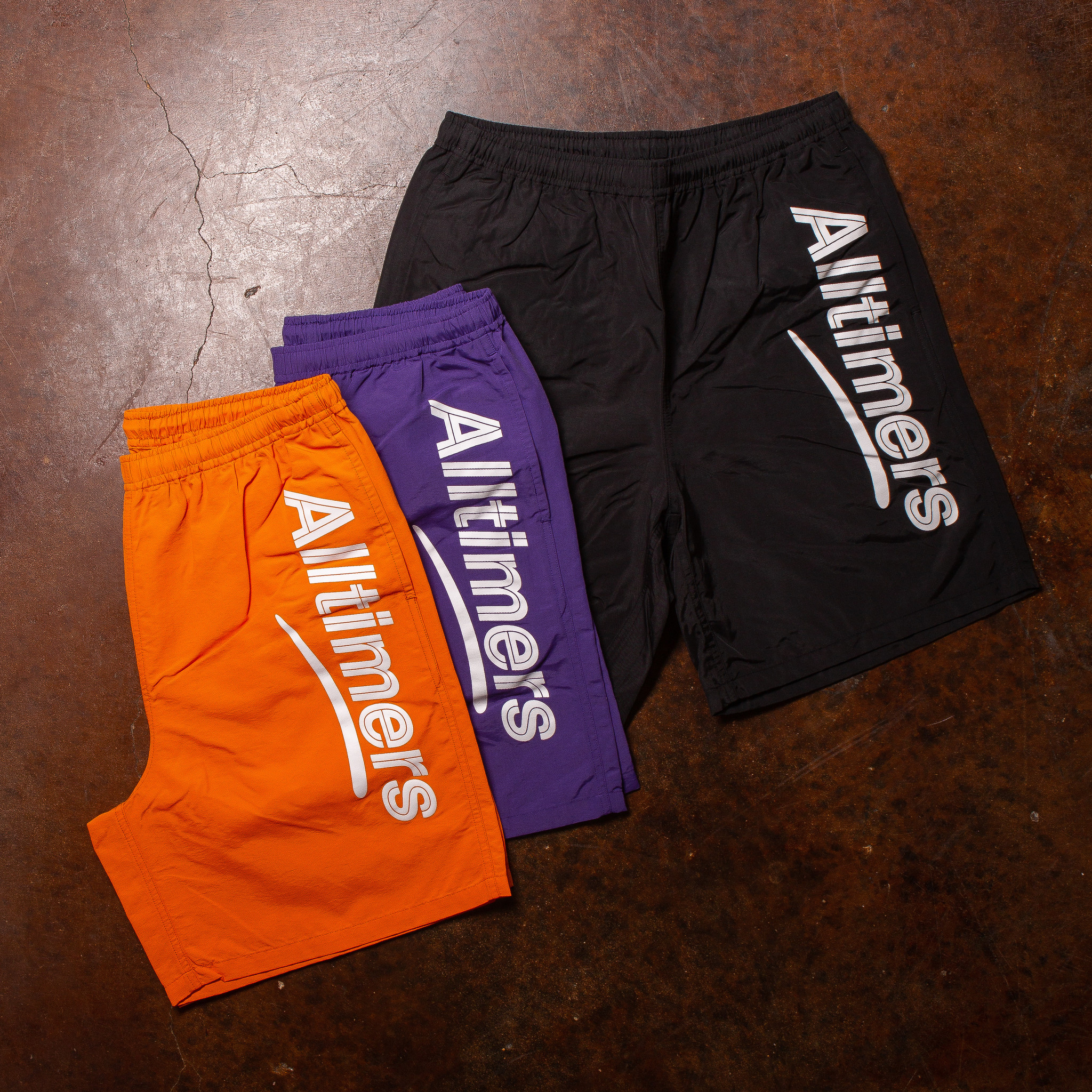 Alltimers Alltimers Swim Shorts