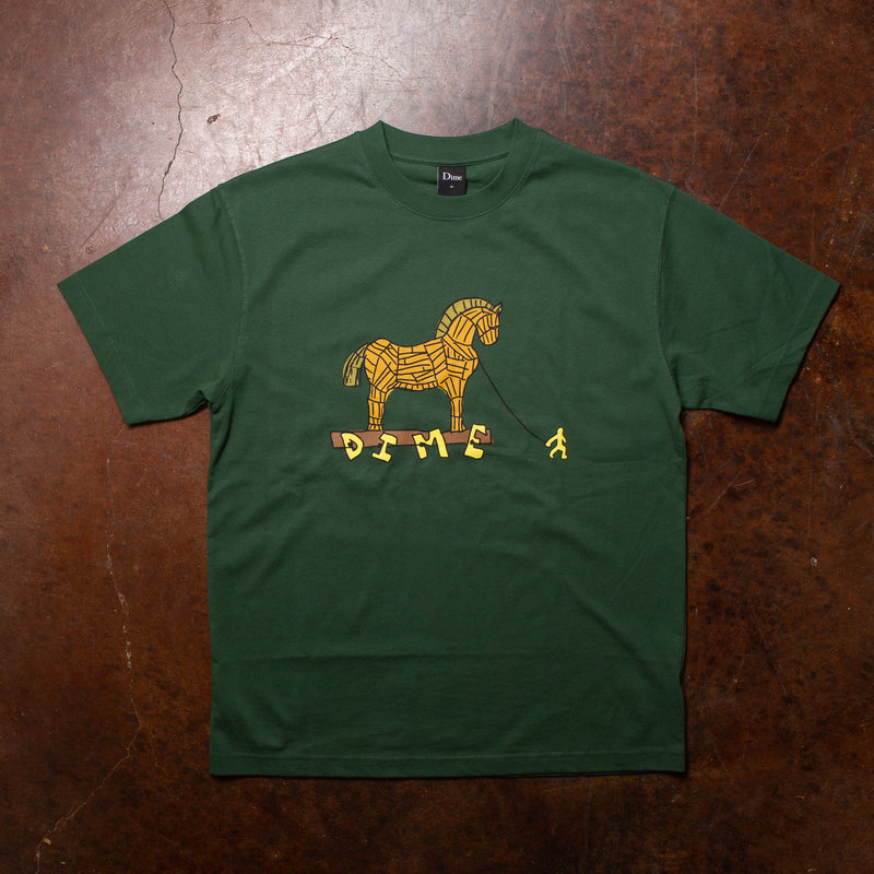 Dime Dime Trojan T-Shirt