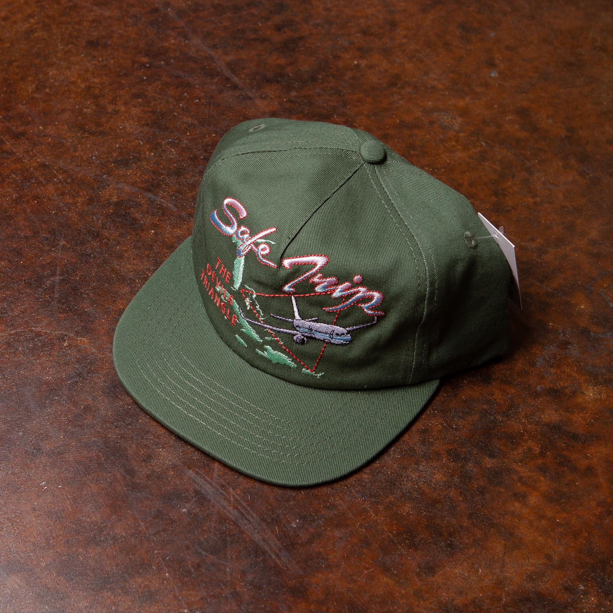 Jungles Safe Trip Hat Green