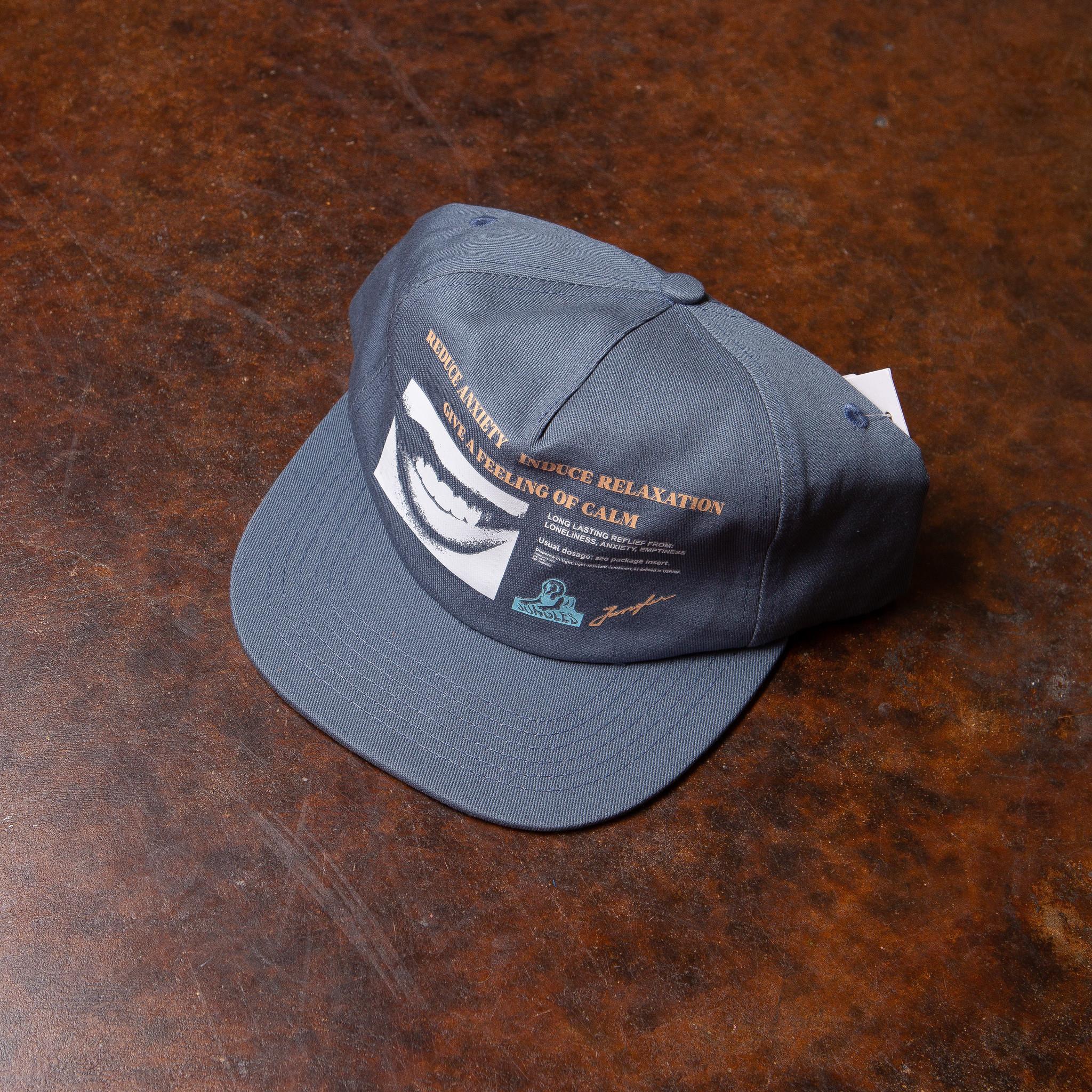 Jungles Diazepam Hat Navy