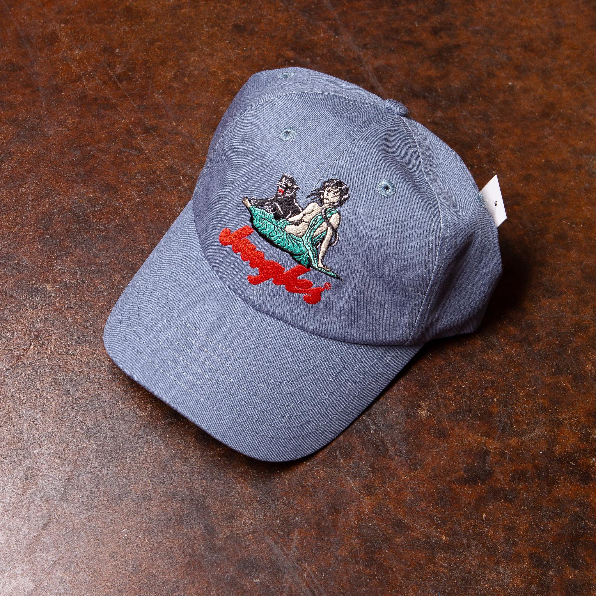 Jungles Wild Style Hat Blue
