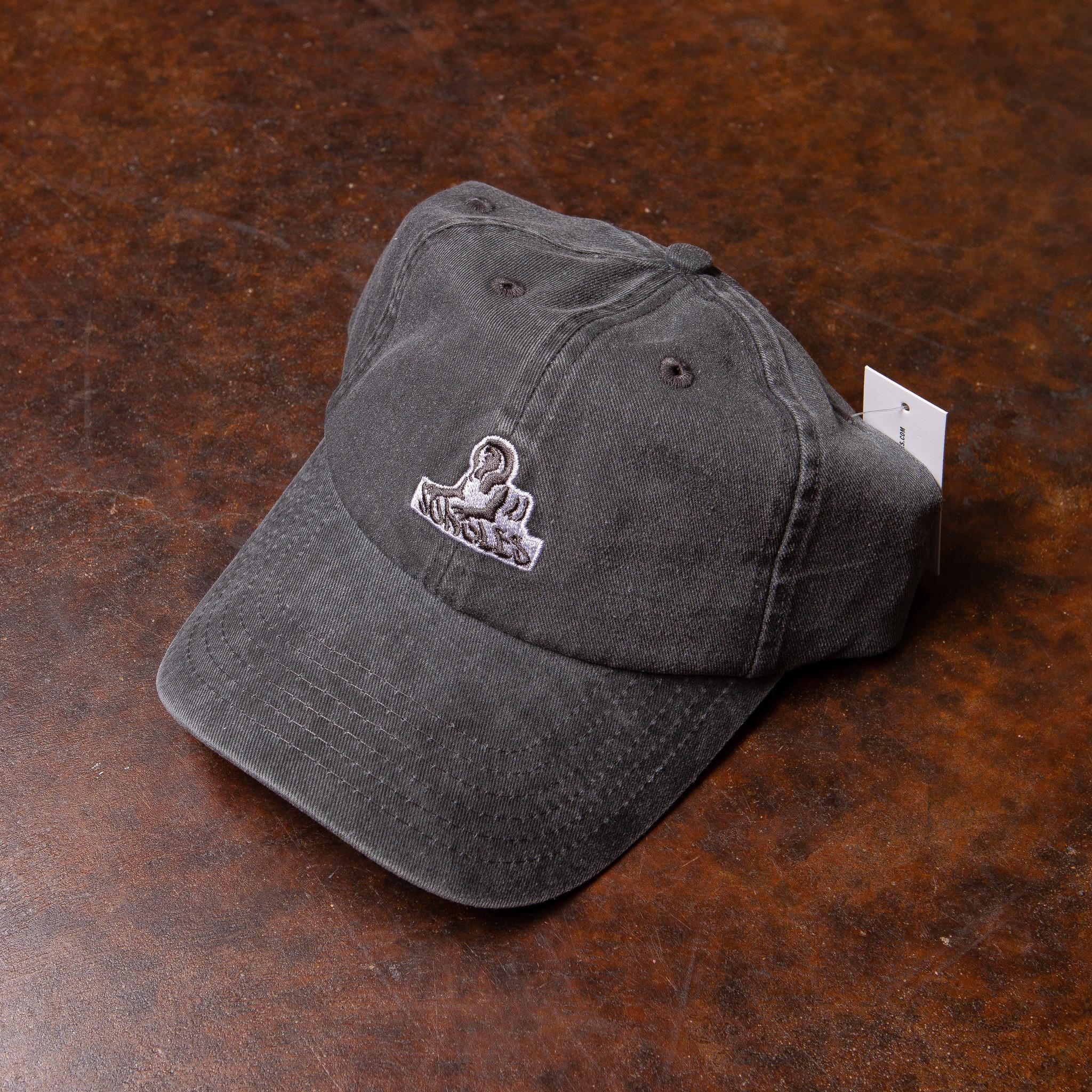 Jungles Sphinx Logo Dad Hat Black