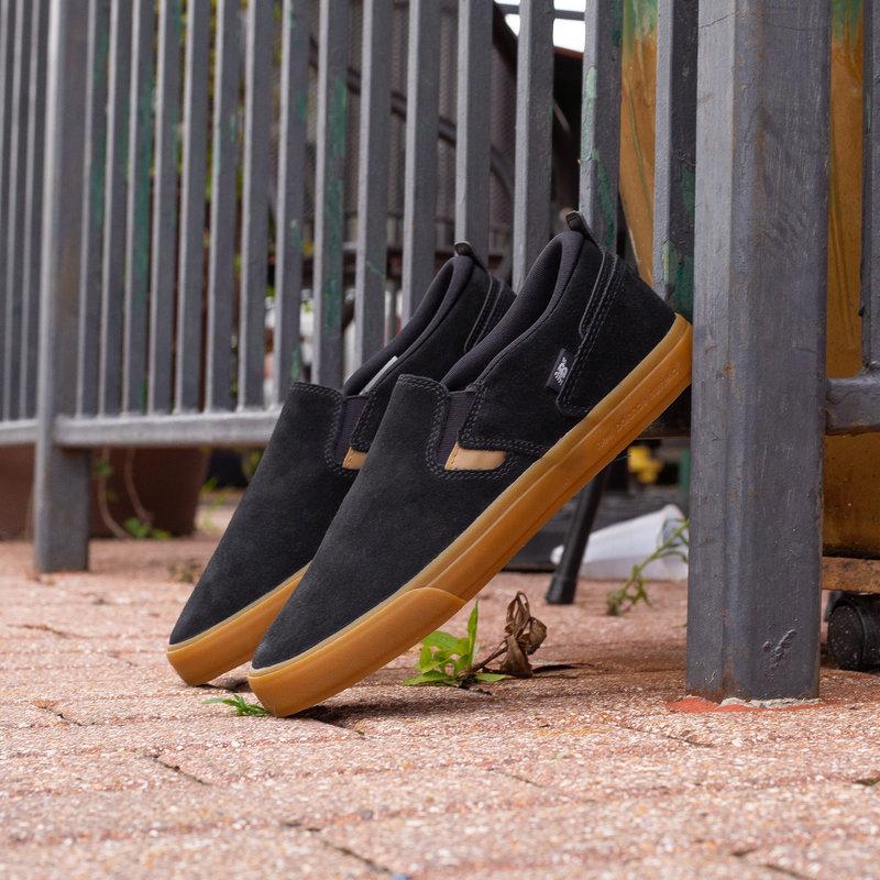 New Balance New Balance 306 slip on black gum