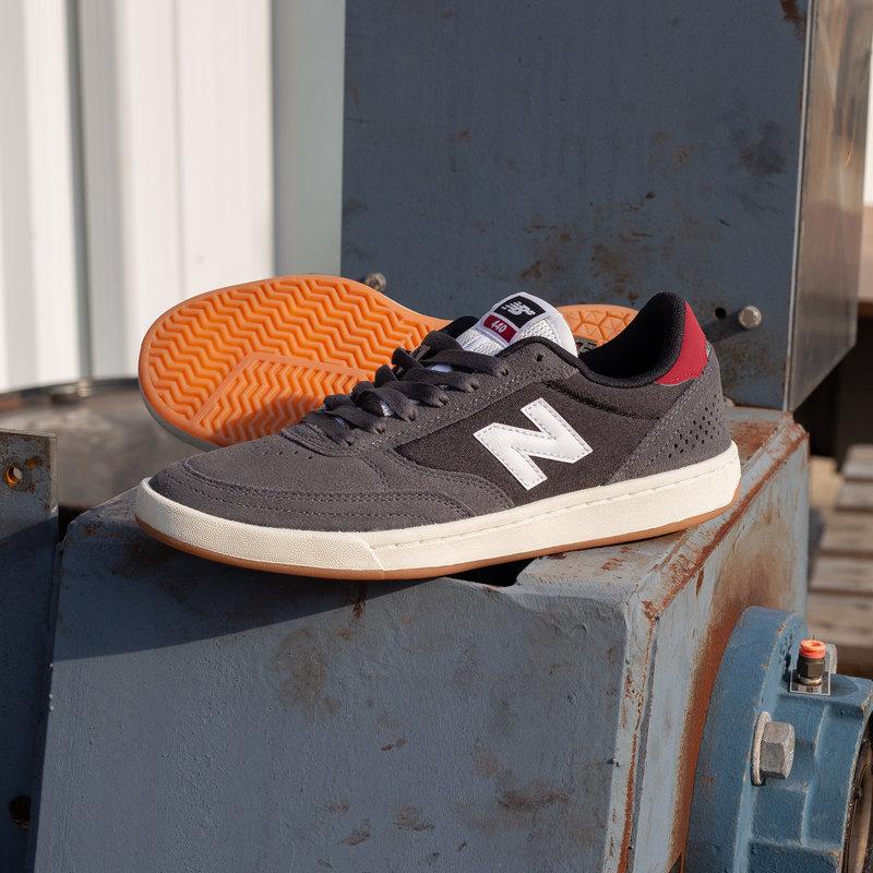 New Balance New Balance 440 Grey/Black/Maroon