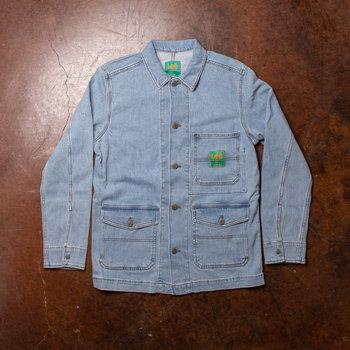 The Hundreds The Hundreds x Lee Jeans Chore Jacket Blue