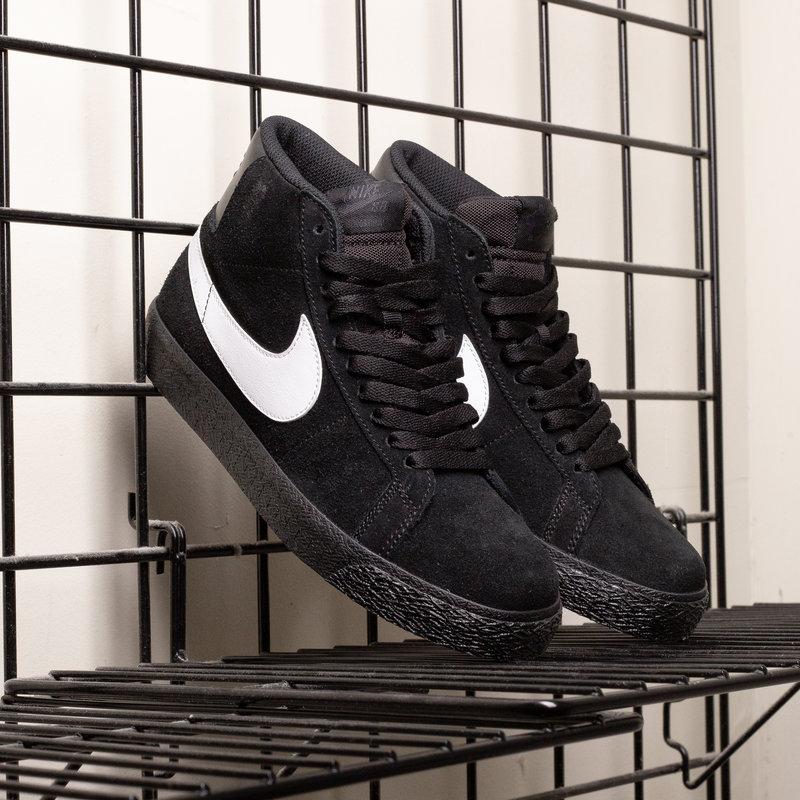 Nike SB Nike SB Blazer Mid Black/Black