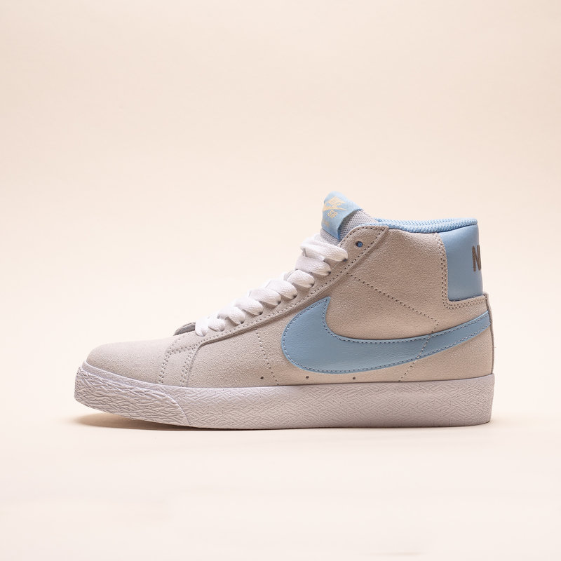 Nike SB Nike SB Blazer Mid Photon Dust/Physic Blue