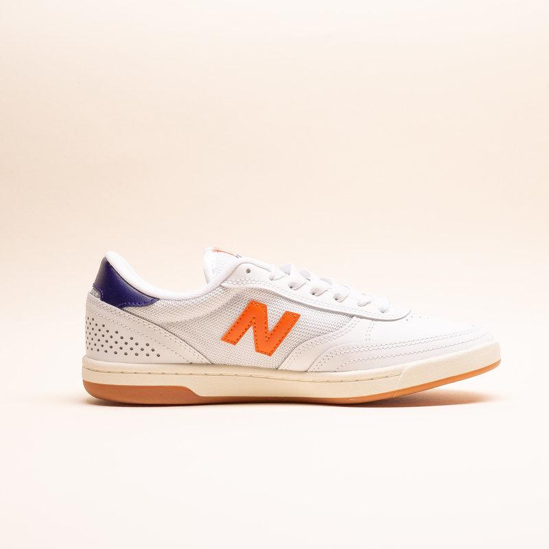 New Balance New Balance 440 white orange purple