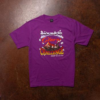 Dime Dime Glory Challenge T-Shirt Purple
