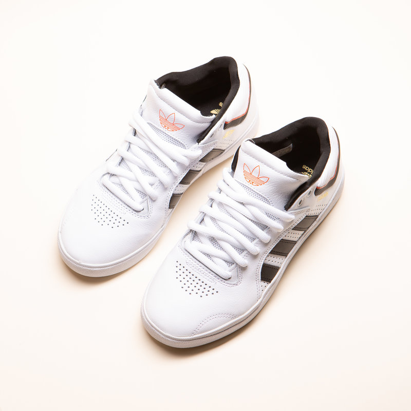 adidas Tyshawn White/Black/Red