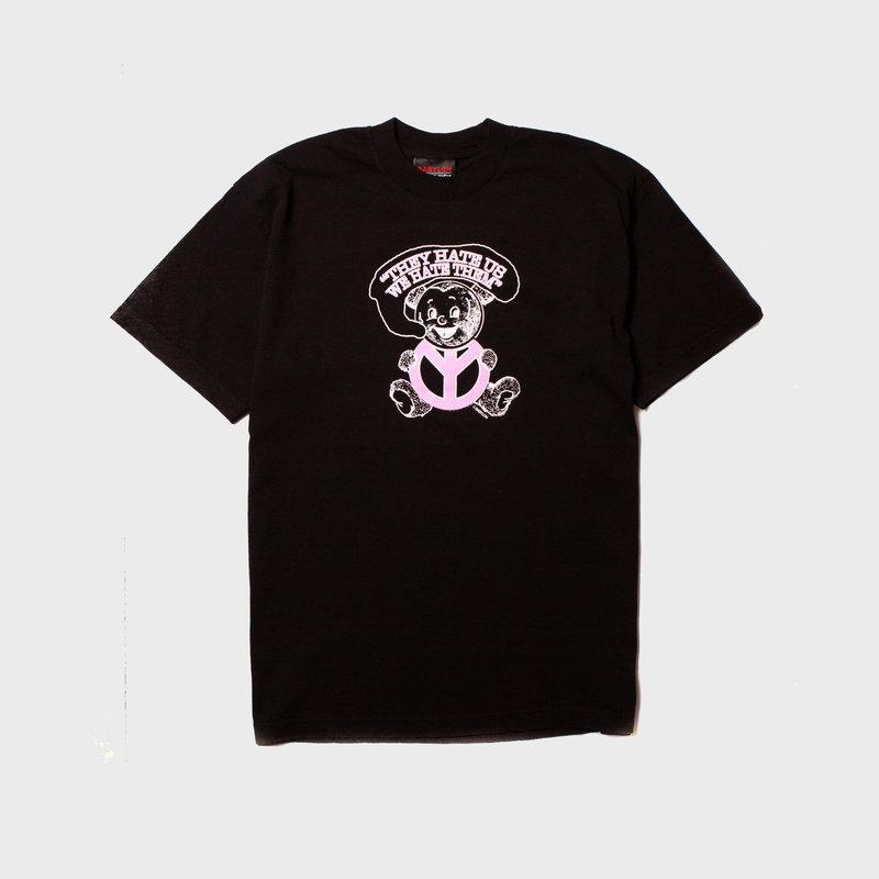 Babylon Bear T-Shirt black
