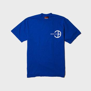 Babylon Die Young T-Shirt cobalt