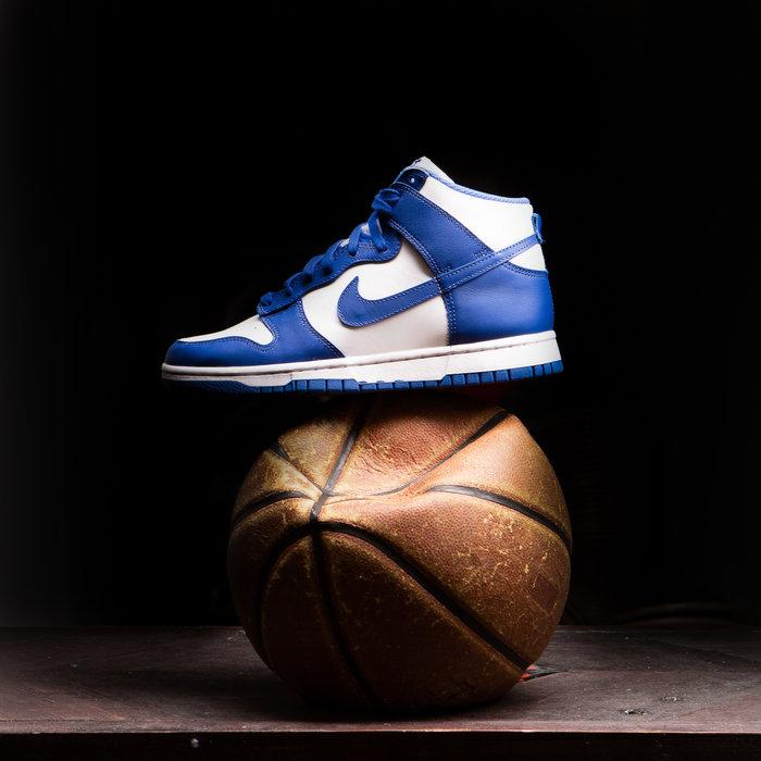 Nike Dunk High Retro 'Kentucky'
