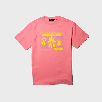 XLarge Escape To Paradise Tee Pink