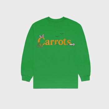 Carrots x  Freddie Gibbs Cokane Rabbit Long-Sleeve Green