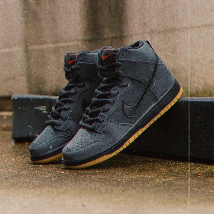 Nike SB Dunk High Orange Label