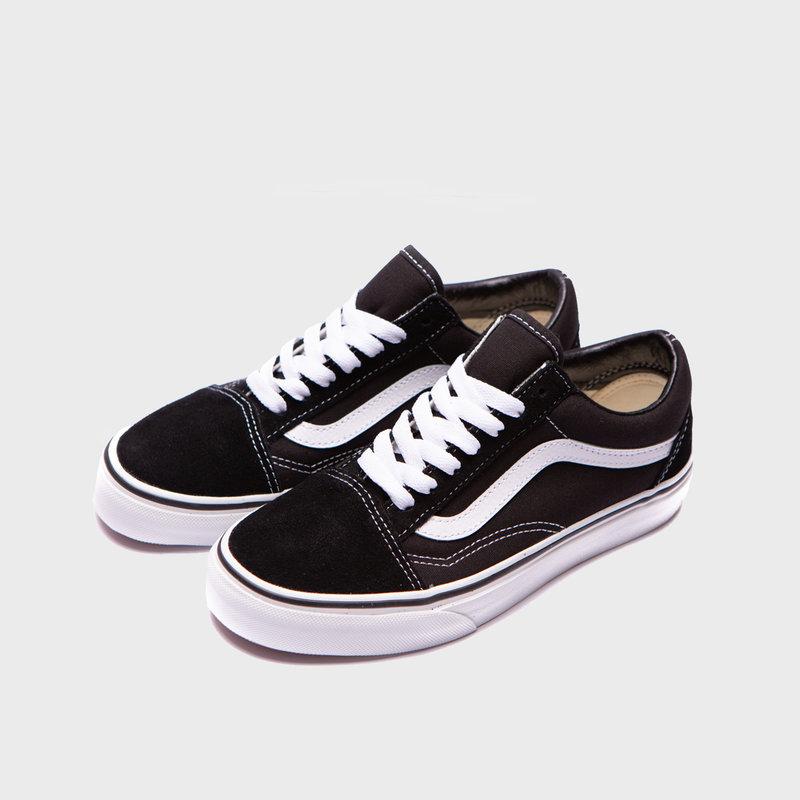 Vans Old Skool Black White