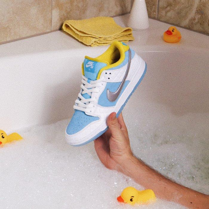 Nike SB x FTC Dunk Low