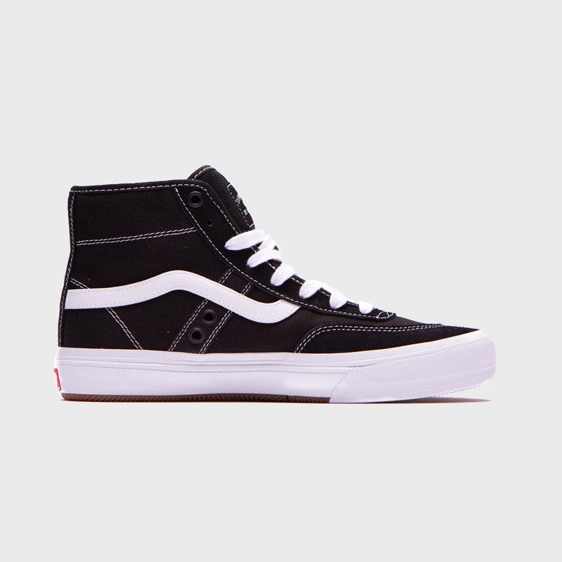 Vans Crockett High Black/White
