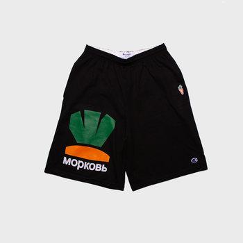 Carrots Morkov Champion Shorts Black