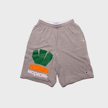 Carrots Morkov Champion Shorts Athletic Heather