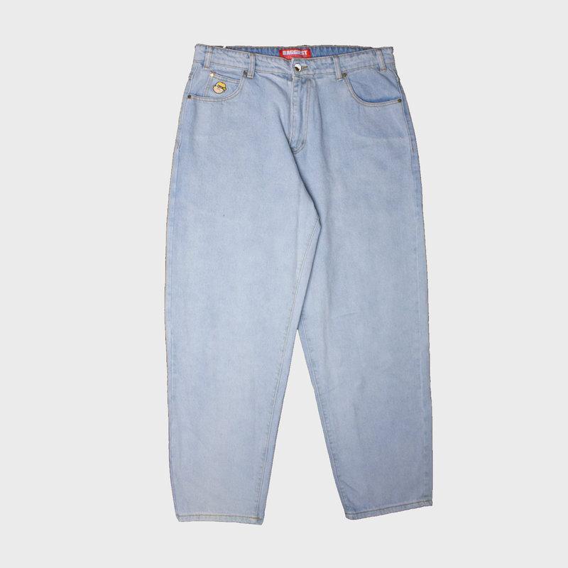 Butter Goods Santosuosso Denim Pants Light Blue