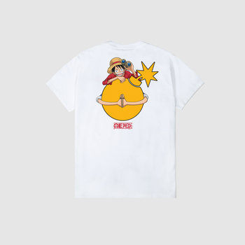 The Hundreds x One Piece Luffy T-Shirt White