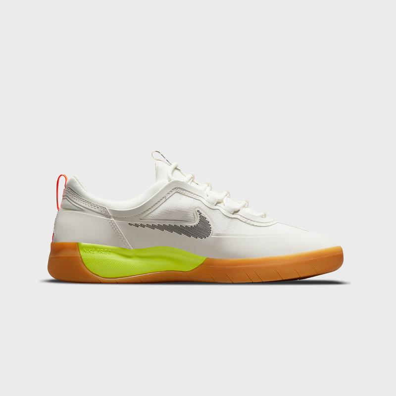 Nike SB Nyjah 2 T summit white