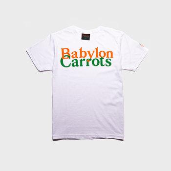 Carrots x Babylon Stacked Logo Tee