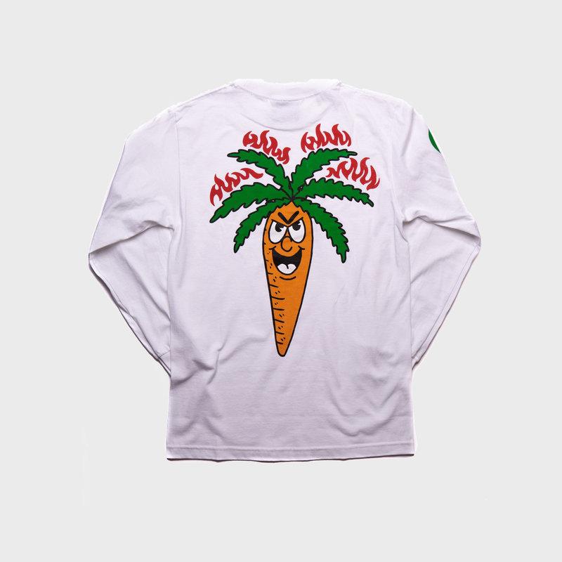 Carrots x Babylon Carrot Burning LS white