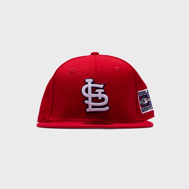 New Era World Series Patch St.Louis Cardinals 2006