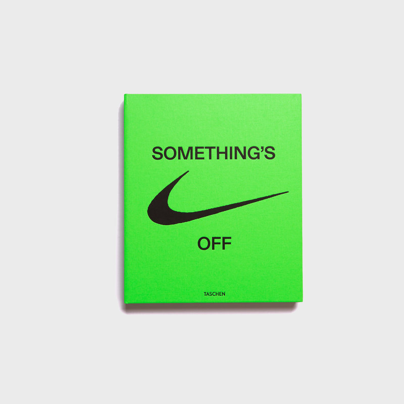 Taschen Virgil Abloh. Nike. ICONS
