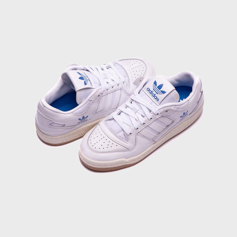 adidas Forum 84 Low ADV white gum blue