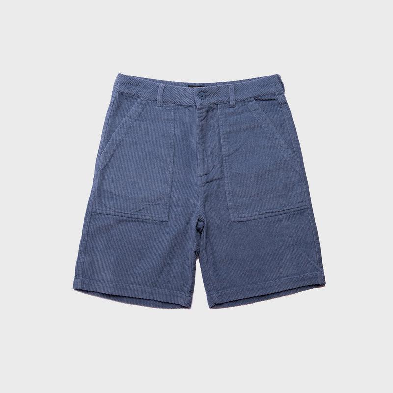 Quasi Quasi Corduroy Shorts Ocean
