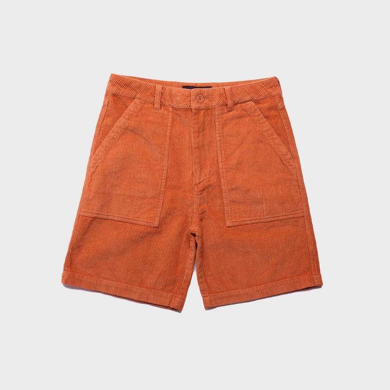 Quasi Quasi Corduroy Shorts Peach
