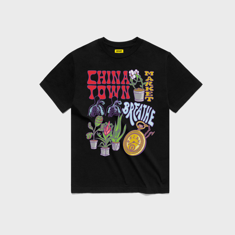 Chinatown Market Chinatown Market Time Lord Tee