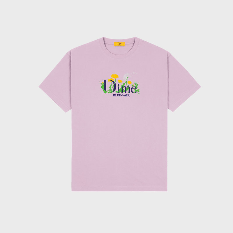 Dime Dime Allergies Tee Lavender Frost