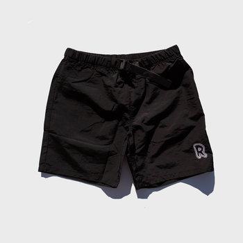 Rukus Trail Shorts Black