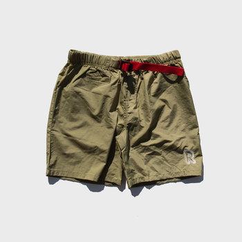 Rukus Trail Shorts Olive