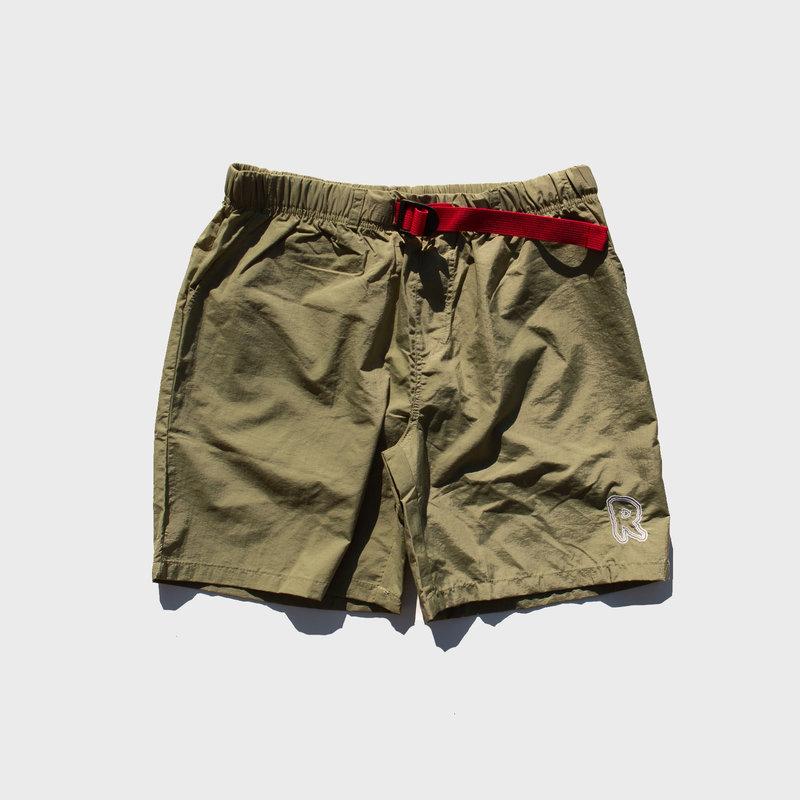 Rukus Rukus Trail Shorts Olive