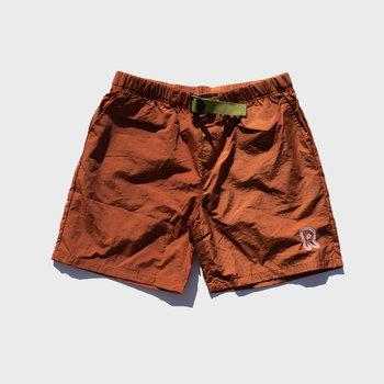 Rukus Trail Shorts Burnt Orange