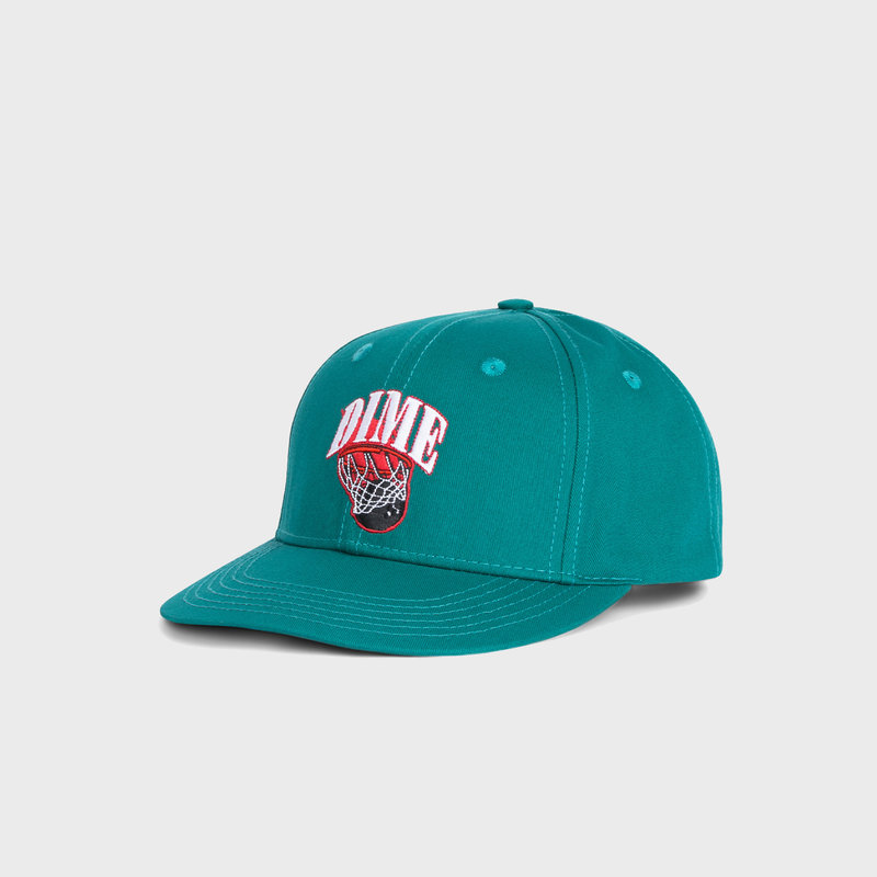 Dime Dime Basketbowl Cap Teal